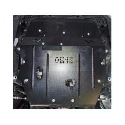 Защита двигателя Jac S3 2015- Кольчуга