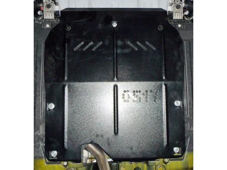 Фото Защита двигателя Opel Insignia 2009- V-2.0 CDТI Кольчуга