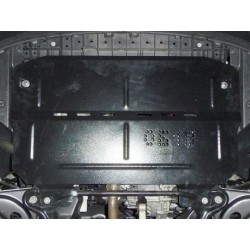 Защита двигателя Citroen C4 Cactus 2014- Кольчуга