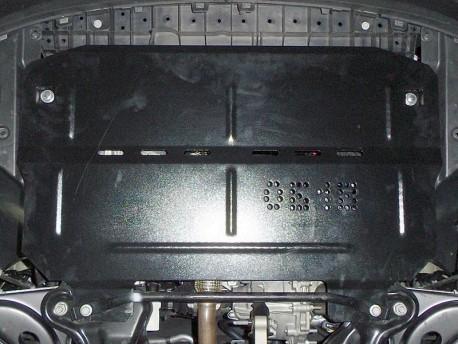 Фото Защита двигателя Citroen C4 Cactus 2014- Кольчуга