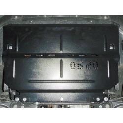 Защита двигателя Peugeot 2008 2012- V-1.6i Кольчуга