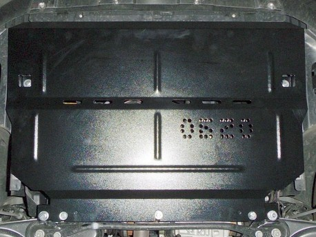 Фото Защита двигателя Peugeot 2008 2012- V-1.6i Кольчуга