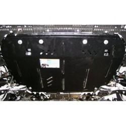 Защита двигателя Toyota Auris 2006-2010, 2010-2012 Кольчуга