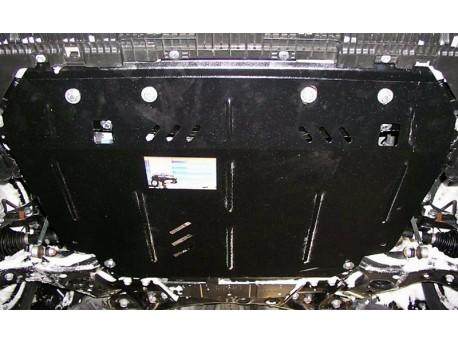 Фото Защита двигателя Toyota Auris 2006-2010, 2010-2012 Кольчуга