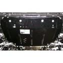 Защита двигателя Toyota Corolla E15 2006-2013 Кольчуга