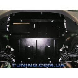 Защита двигателя Volkswagen T6 T6 2015- Кольчуга