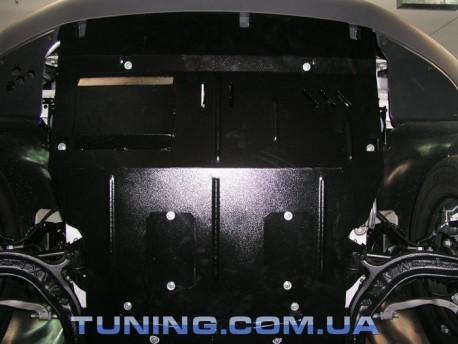Фото Защита двигателя Volkswagen T6 T6 2015- Кольчуга