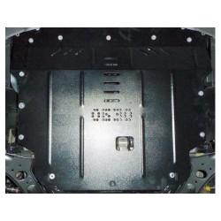 Защита двигателя Hyundai Accent 2015- Кольчуга ZiPoFlex