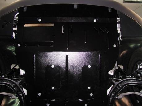 Фото Защита двигателя Volkswagen Jetta 2014- Кольчуга
