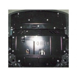 Защита двигателя Kia Ceed 2012- Кольчуга ZiPoFlex