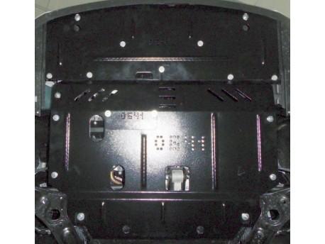 Фото Защита двигателя Kia Ceed 2012- Кольчуга ZiPoFlex
