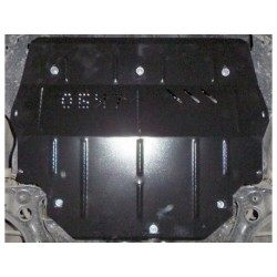 Защита двигателя Volkswagen Polo 2009- V-1.2 D, 1.6i Кольчуга