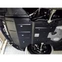 Защита двигателя BMW 5 Series 2010- Кольчуга