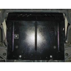 Защита двигателя Citroen C4 Grand Picasso 2013- Кольчуга