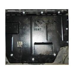 Защита двигателя Citroen Jumper 1994-2006 Кольчуга