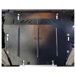 Защита двигателя Ford Edge 2015- Кольчуга