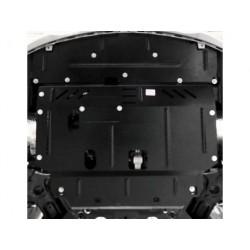 Защита двигателя Hyundai I30 2012-2017 Кольчуга