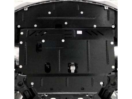 Фото Защита двигателя Hyundai I30 2012-2017 Кольчуга