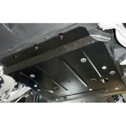 Защита двигателя Jaguar F-Pace 2016- Кольчуга