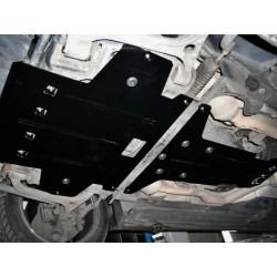 Защита двигателя Mercedes E-Class W211 2002-2009 Кольчуга