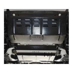 Защита двигателя и редуктора Mitsubishi L200 2016- Кольчуга