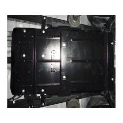 Защита МКПП Mitsubishi L200 2016- Кольчуга