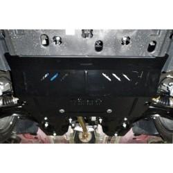 Защита двигателя Peugeot 2008 2012- V-1.2i Кольчуга
