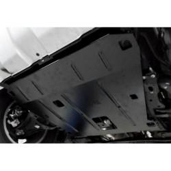 Защита двигателя Renault Duster 2010- Кольчуга