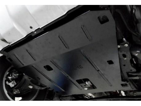 Фото Защита двигателя Renault Duster 2010- Кольчуга