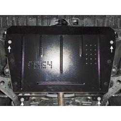 Защита двигателя Toyota Camry V50 2014- Кольчуга