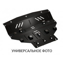 Защита двигателя Skoda Roomster 2006- Кольчуга