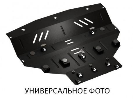 Фото Защита двигателя Skoda Roomster 2006- Кольчуга