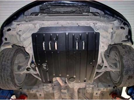 Фото Защита двигателя 2.5 мм для Acura TL 2003-2008 Полигон-Авто