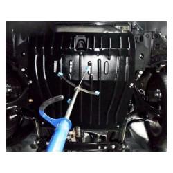 Защита КПП 2.5 мм для Acura TLX 2014- Полигон-Авто