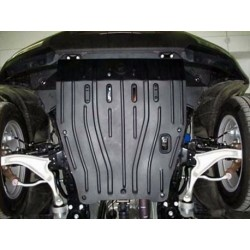 Защита двигателя 2.5 мм для Acura ZDX 2010- Полигон-Авто