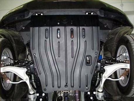 Фото Защита двигателя 2.5 мм для Acura ZDX 2010- Полигон-Авто