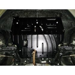 Защита двигателя 2.5 мм для Audi A1 2010- Полигон-Авто