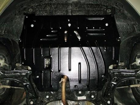 Фото Защита двигателя 2.5 мм для Audi A1 2010- Полигон-Авто