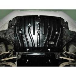 Защита двигателя 2 мм для Audi A5 2007- Полигон-Авто