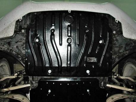 Фото Защита двигателя 2 мм для Audi A5 2007- Полигон-Авто