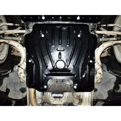 Защита КПП 2.5 мм для Audi A5 2007- Полигон-Авто