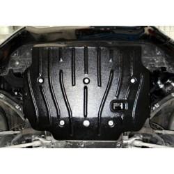 Защита двигателя 2.5 мм для Audi A5 2007-2016 Полигон-Авто