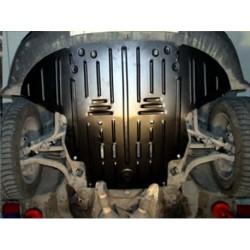Защита двигателя 2.5 мм для Audi A6 Allroad 2000-2006 Полигон-Авто