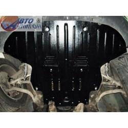 Защита двигателя 2.5 мм для Audi A6 Allroad 2006-2012 Полигон-Авто