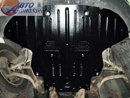 Фото Защита двигателя 2.5 мм для Audi A6 Allroad 2006-2012 Полигон-Авто