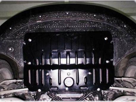 Фото Защита двигателя 2.5 мм для Audi A7 2010- Полигон-Авто