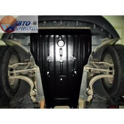 Защита двигателя 2.5 мм для Audi Q5 2008-2016 Полигон-Авто