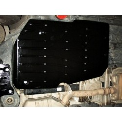 Защита топливного бака 2.5 мм для Audi Q5 2008-2016 Полигон-Авто