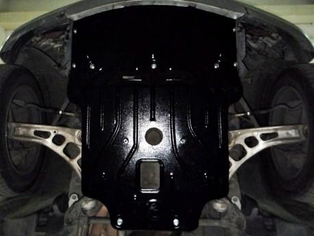 Фото Защита двигателя 2.5 мм для BMW 3 Series 1998-2005 Полигон-Авто
