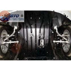 Защита двигателя 2.5 мм для BMW 4 Series 2014- Полигон-Авто